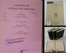 Altphilologie de Antiq. Bookfarm/ Sebastian Seckfort