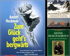Alpinistik Sammlung erstellt von Latina Lavapies Antiquariat