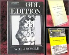 Diverse Sammlung erstellt von Modernes Antiquariat - bodo e.V.