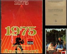 Angeln & Fischen Sammlung erstellt von Antiquariat Ralf Rindle