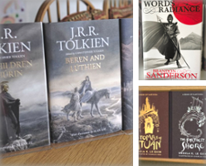 Fantasy Fiction Sammlung erstellt von UKBookworm