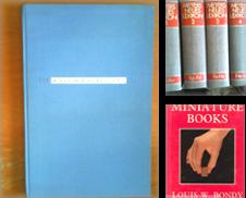 Buchwesen, Verlagswesen, Schrift Sammlung erstellt von Buch-Galerie Silvia Umla