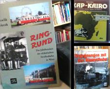 Eisenbahn Sammlung erstellt von Antiquariat Johannes Cech