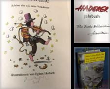 Allgemein Sammlung erstellt von Bührnheims Literatursalon GmbH