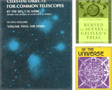 Astronomy Curated by BookMarx Bookstore