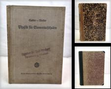 Alte Schulbücher Sammlung erstellt von Antiquariat Bäßler