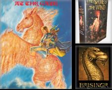 Fantasy Curated by Grayshelf Books, IOBA, TXBA