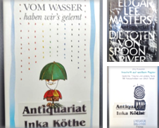 Erzählungen, Gedichte, Lyrik Sammlung erstellt von Antiquariat Inka Köthe  Inh. Bernd Köthe