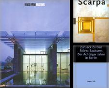 Architektur und Stadtplanung, Innenarchitektur de Antiquariat & Verlag Jenior