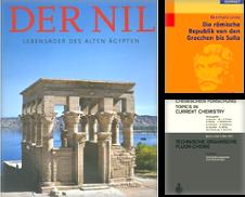 Archäologie Sammlung erstellt von Antiquariat Dr. Josef Anker