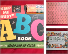 Alphabet Books Curated by Betty Mittendorf /Tiffany Power BKSLINEN
