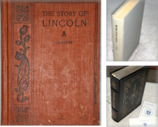 Abraham Lincoln Curated by Lloyd Zimmer, Books and Maps