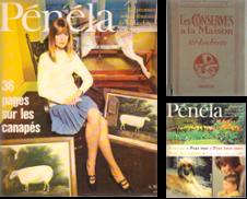 Arts ménagers Sammlung erstellt von Librairie et cætera (et caetera)