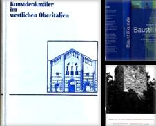 Architektur Sammlung erstellt von Frankenbuch Antiquariat