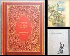 Illustriertes Buch Sammlung erstellt von Antiquariat Nikolaus Weissert
