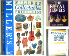 Antiques Curated by Washburn Books