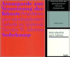 Adorno Sammlung erstellt von SKULIMA Wiss. Versandbuchhandlung