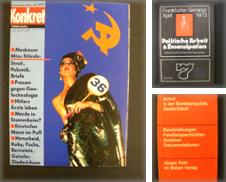 Politik Sammlung erstellt von Antiquariat Ströter