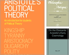 Aristotle & Aristotelianism Curated by Ancient World Books