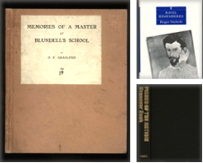 Academics & Men Curated by Ryan O'Horne Books