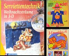Bastelbücher Sammlung erstellt von Akademische Buchhandlung Woetzel