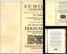 Libretti d'opera Di Libreria Alberto Govi di F. Govi Sas
