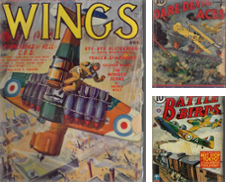 Air Pulps Curated by Books from the Crypt