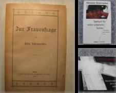 Frauen Sammlung erstellt von Antiquariat am Waidspeicher