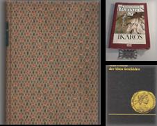 Altertum-Antike Sammlung erstellt von Antiquariat Walter Mergenthaler - Nachf.