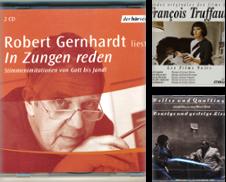 Hörbücher Sammlung erstellt von Versandantiquariat  Rainer Wölfel