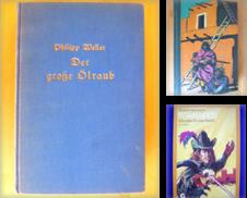 Abenteuer Sammlung erstellt von Versandantiquariat Harald Gross
