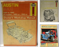 Automobiles & Vehicles Curated by H4o Books