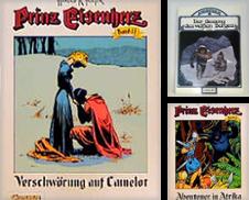 Comic, Manga, Fantasy Sammlung erstellt von Antiquariat Dr. Christian Broy