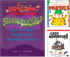 Activity Books Curated by Inquiring Minds