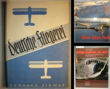 Aeronautik Sammlung erstellt von Altstadt Antiquariat Rapperswil