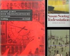 Amerikanische Literatur Sammlung erstellt von Antiquariat Güntheroth
