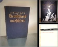 1. Weltkrieg Sammlung erstellt von Antiquariat Liber Antiqua