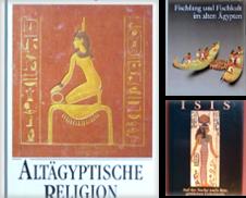 Ägyptologie Sammlung erstellt von Hübner Einzelunternehmen