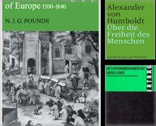 Geographie Sammlung erstellt von Antiquariat Alte Seiten Göttingen