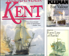 Alexander Kent Curated by Caerwen Books