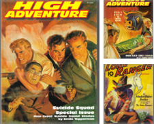 Adventure Magazines Curated by Books from the Crypt