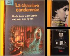 Bücher in französischer Sprache Sammlung erstellt von Antiquariat Tintentraum