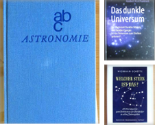 Astronomie Curated by Antiquariat Bläschke