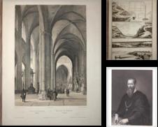 Architektur und Bauhandwerk Sammlung erstellt von Carl Adler's Buch- und Graphikkabinett