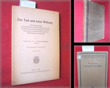 Arzneikunde Sammlung erstellt von Versandantiquariat buch-im-speicher