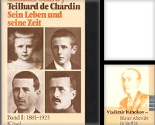 Biografie Sammlung erstellt von Eugen Friedhuber KG