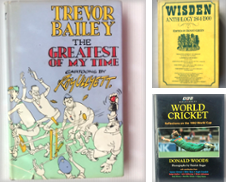 Cricket Curated by Beach Hut Books