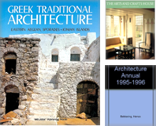 Architecture Curated by Rodney's Bookstore