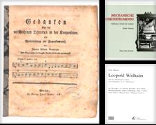 01 Autographen (BÜCHER) Sammlung erstellt von Eberhard Köstler Autographen&Bücher oHG