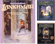 Dungeons & Dragons Curated by Crotchety Rancher's Books